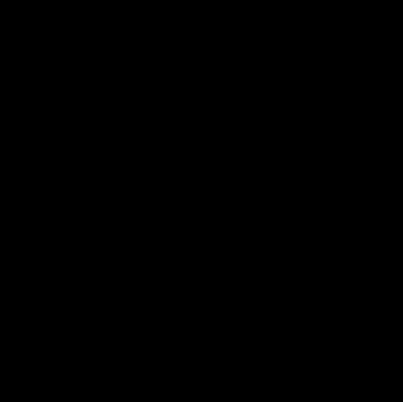 Oak leaf silhouette Free Vector / 4Vector