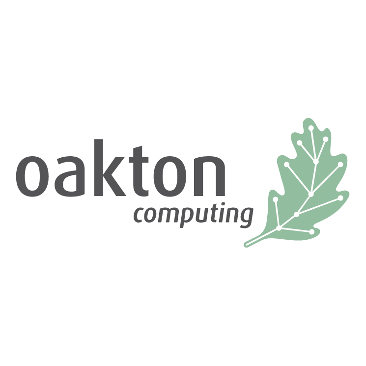 free vector Oakton computing