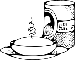 free vector Oatmeal clip art