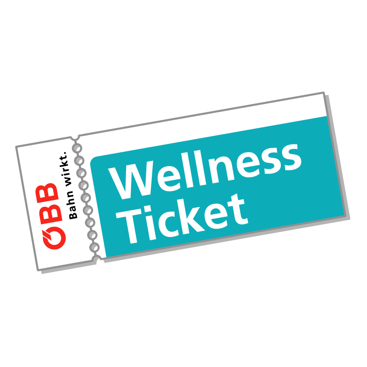free vector Obb wellness ticket