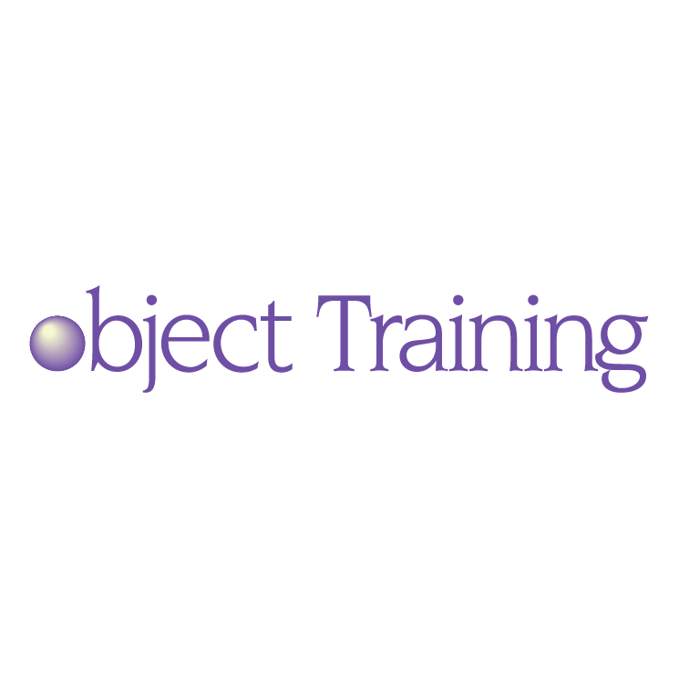 free vector Object training