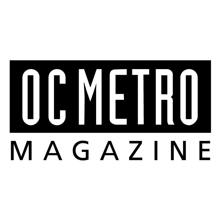 free vector Oc metro