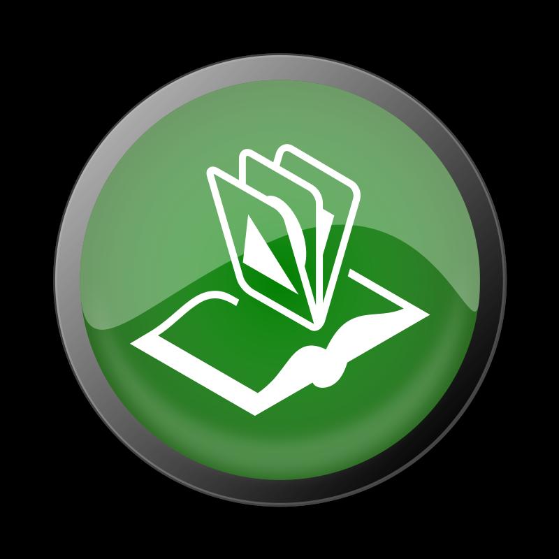free vector OCAL Logo Green