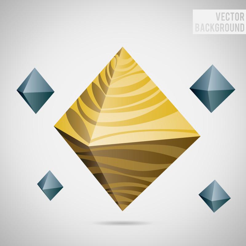 abstract geometric octagon shape - photo #3