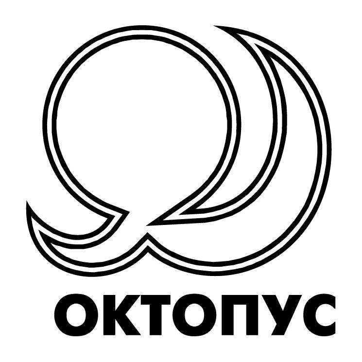 free vector Octopus 3