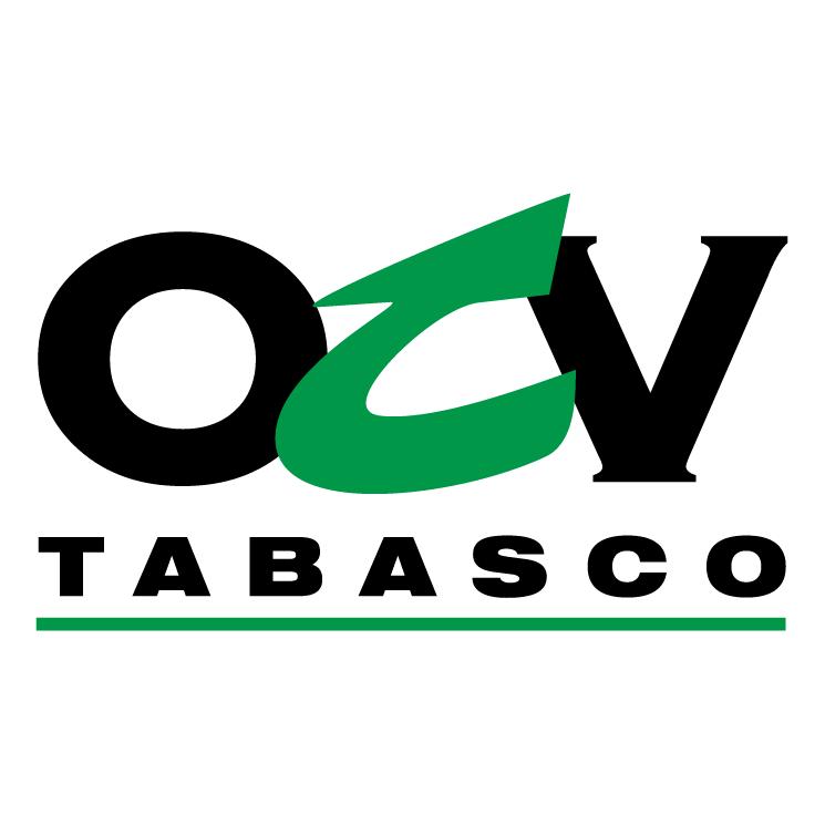 free vector Ocv tabasco