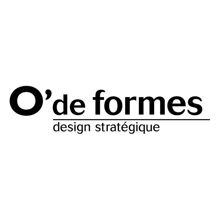 free vector Ode formes