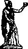 free vector Odysseus Statue clip art