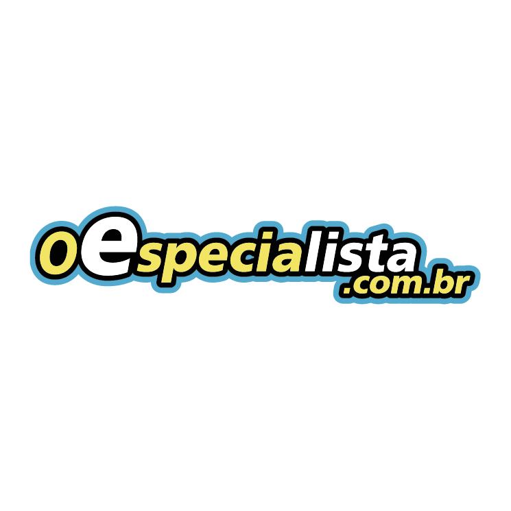 free vector Oespecialista