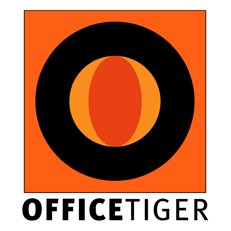 free vector Officetiger 0
