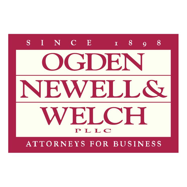 free vector Ogden newell welch