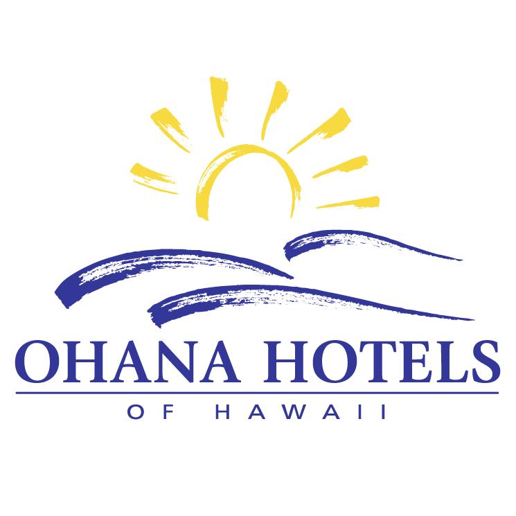 free vector Ohana hotels