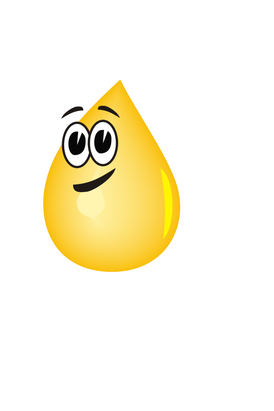 free vector Oil droplet