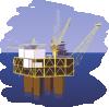 free vector Oil Rig clip art