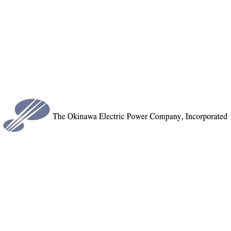 free vector Okinawa electric power