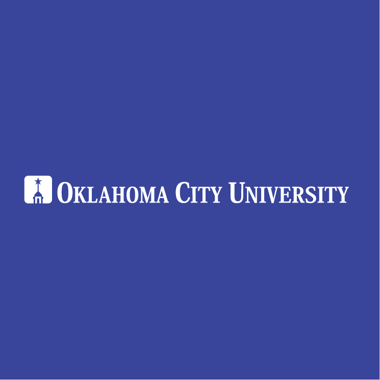 free vector Oklahoma city university 0