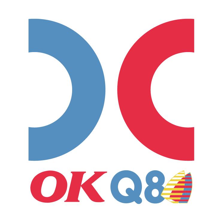 free vector Okq8