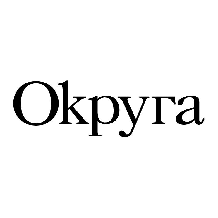free vector Okruga