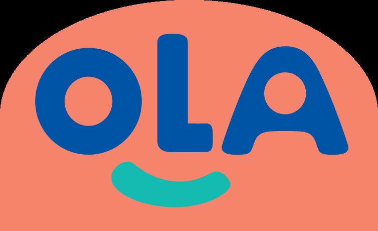 free vector OLA logo