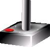 free vector Old Joystick clip art
