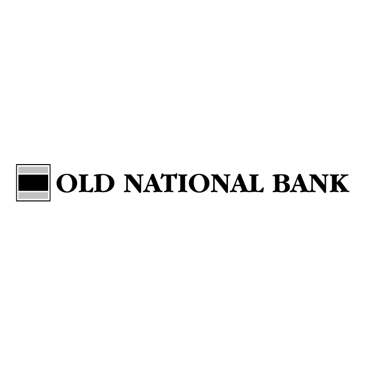 free vector Old national bank
