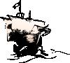 free vector Old Ship clip art