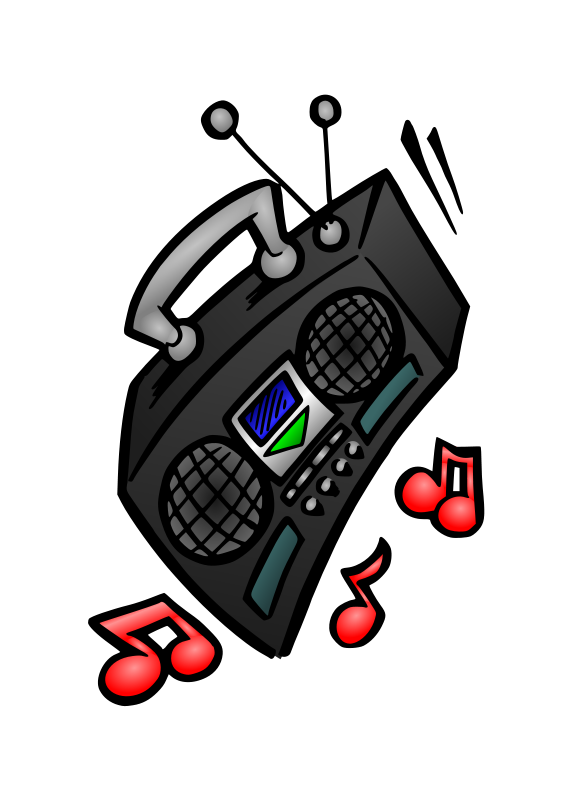 free vector Old Stereo