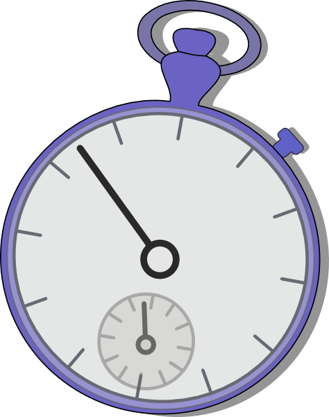 free vector Old Style Stop Watch clip art