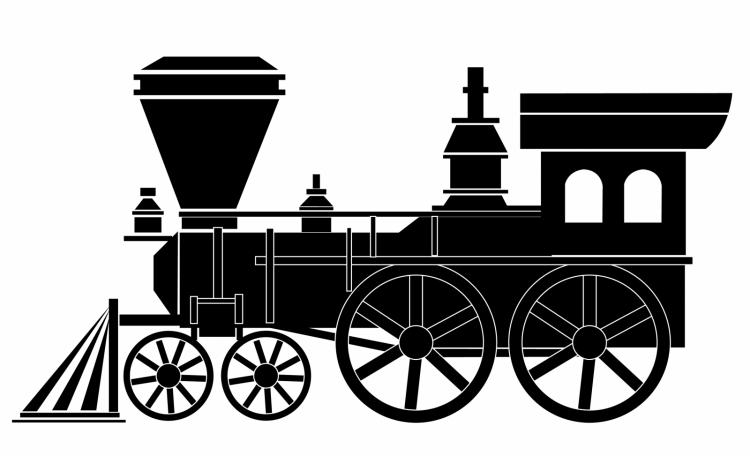 free vector Old train