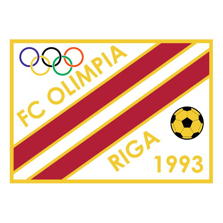free vector Olimpia riga