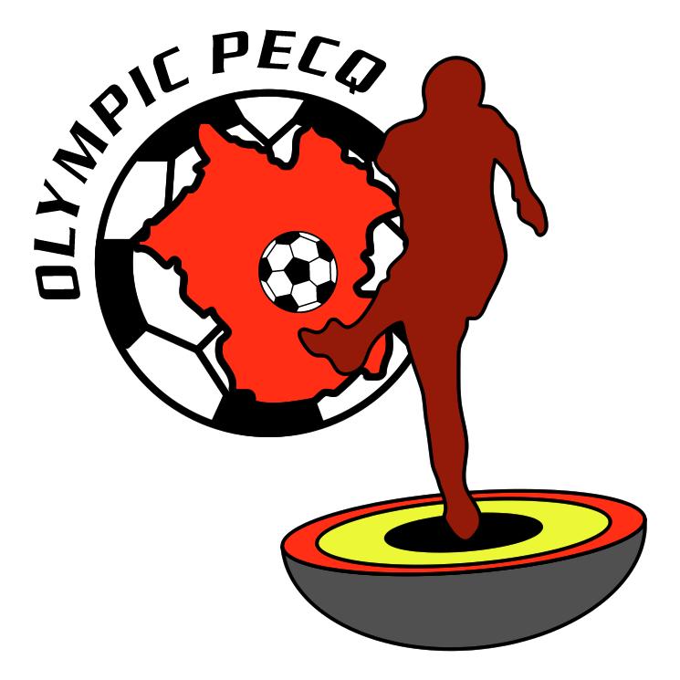 free vector Olympic pecq