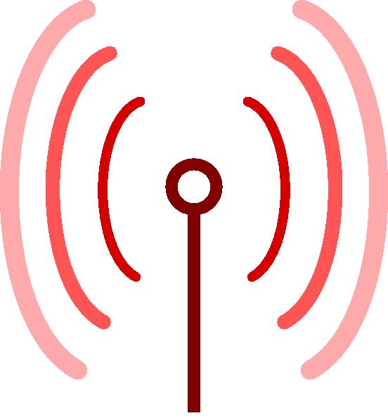 free vector Omnidirectional Antenna clip art