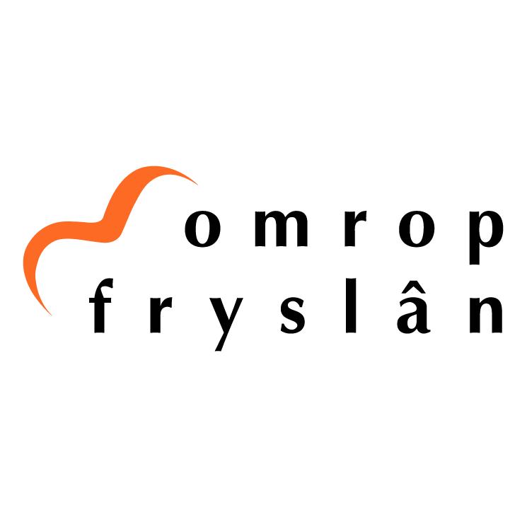 free vector Omroep fryslan