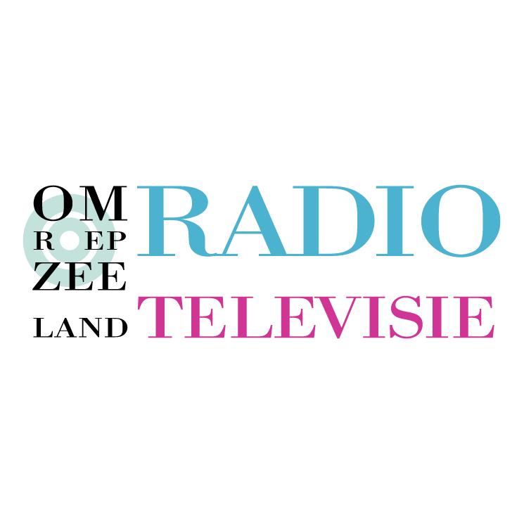 free vector Omroep zeeland