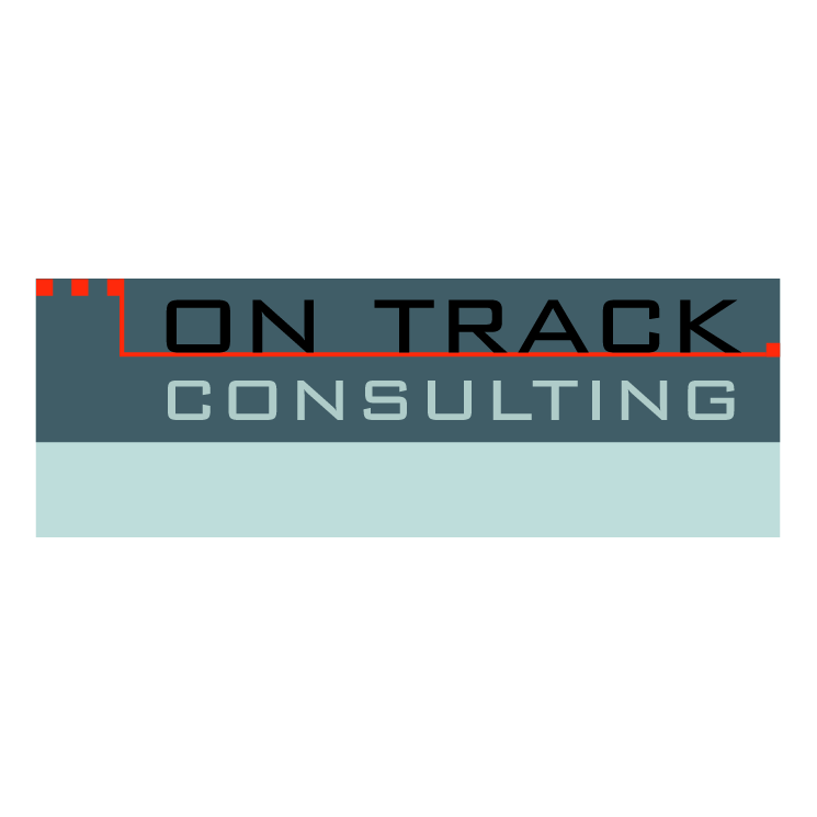 free vector On track consulting