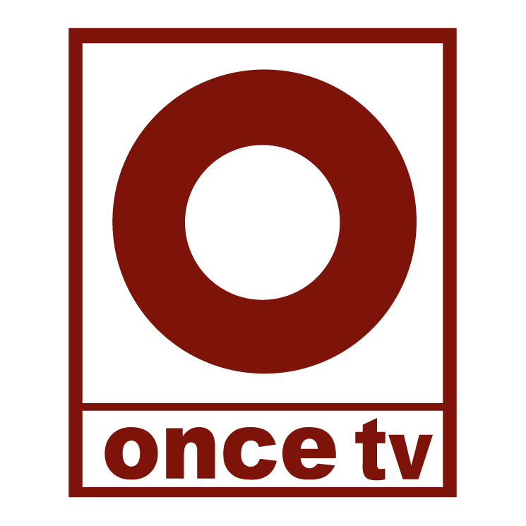 free vector Once tv mexico