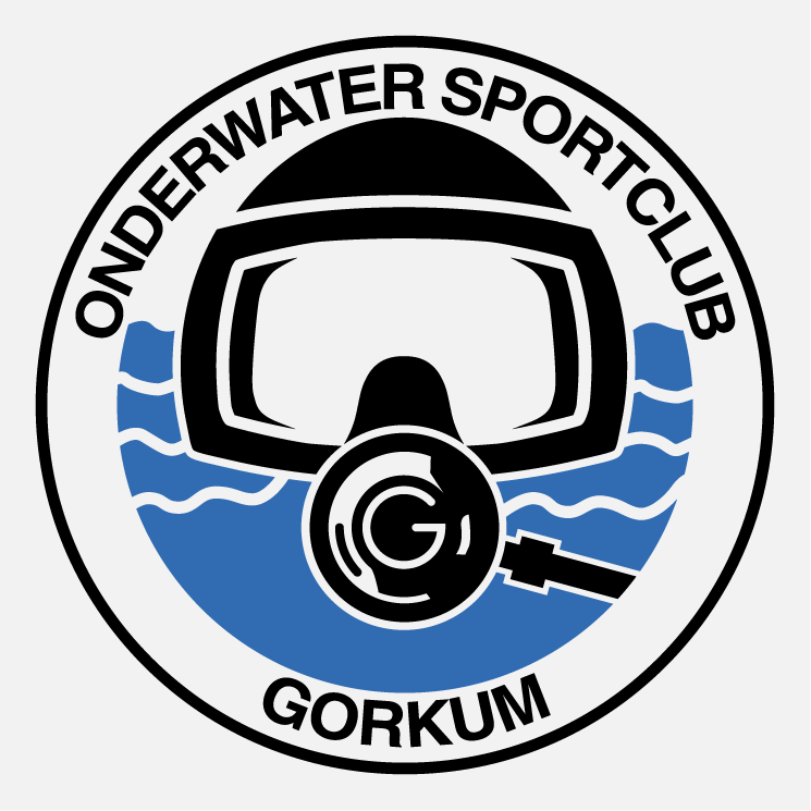 free vector Onderwater sport club gorkum