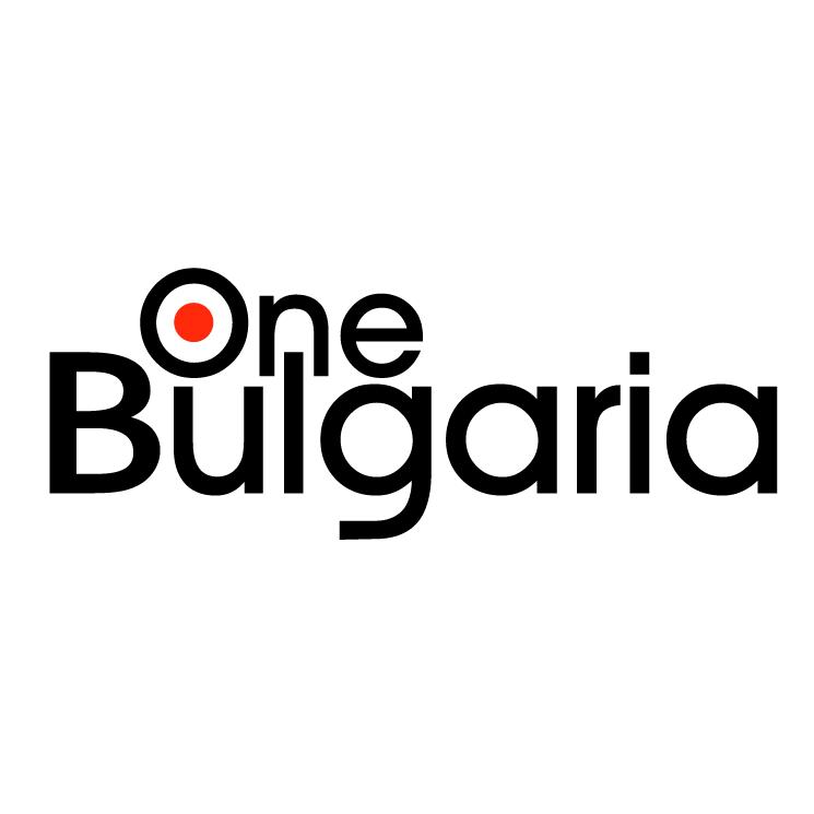 free vector One bulgaria