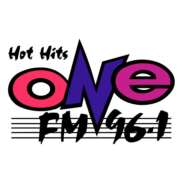 free vector One fm radio