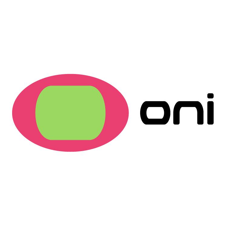 free vector Oni 1