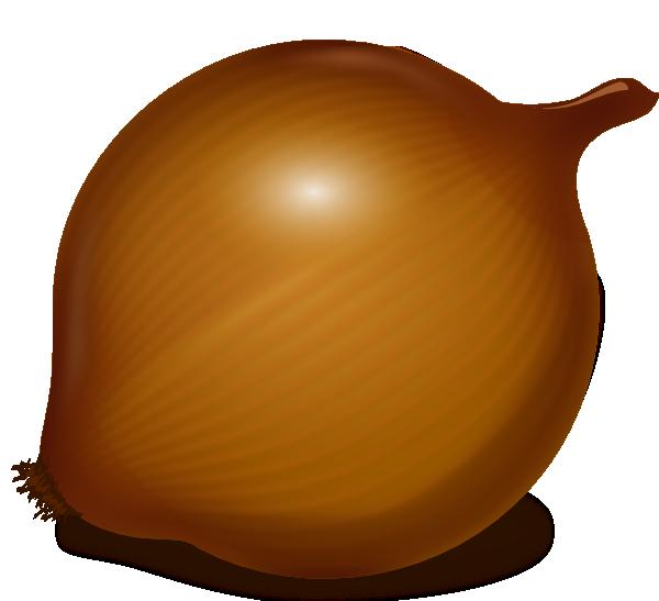free vector Onion clip art