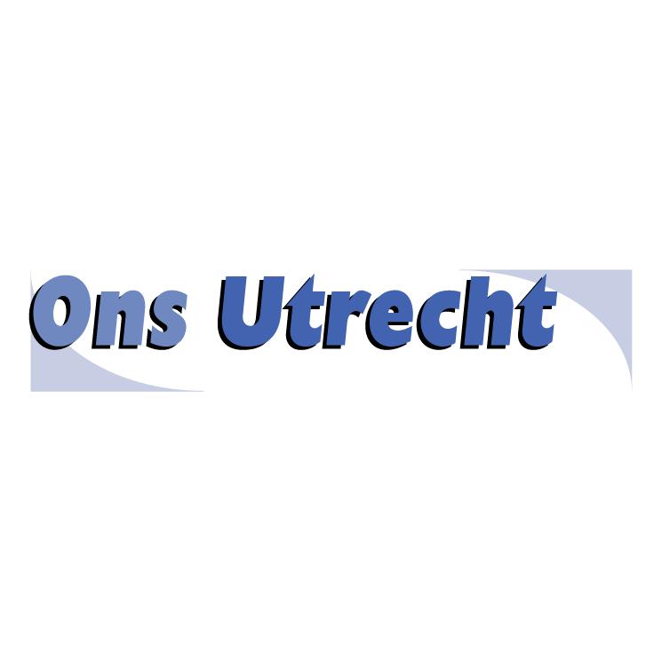 free vector Ons utrecht