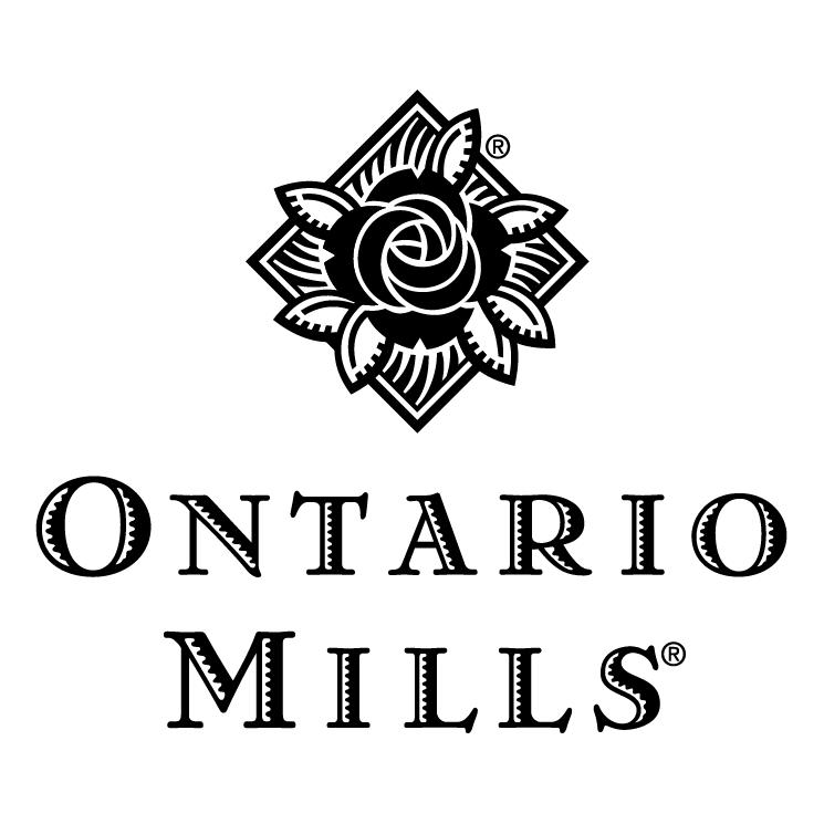 free vector Ontario mills 0