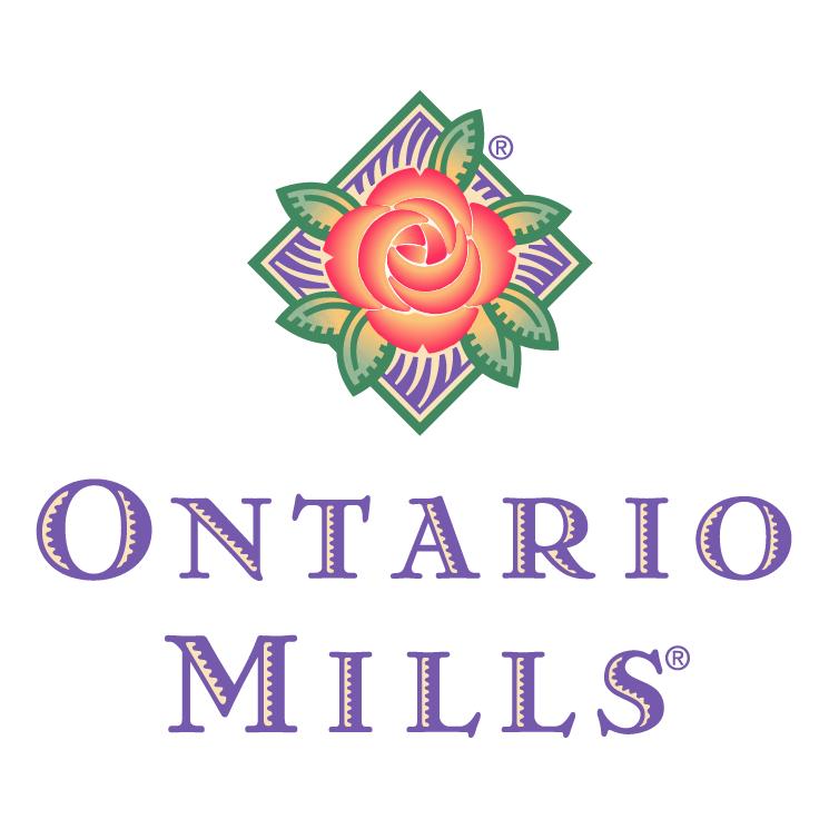 free vector Ontario mills