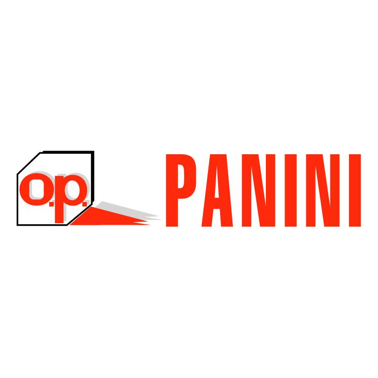 free vector Op panini