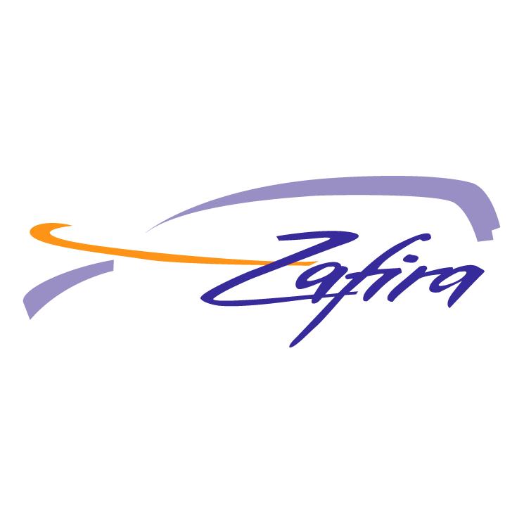 free vector Opel zafira