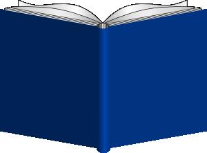free vector Open Book clip art