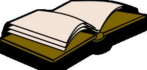 free vector Open Book Icon clip art