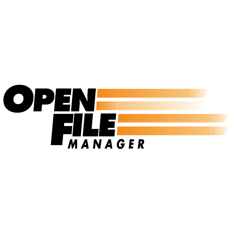 free vector Open file manager
