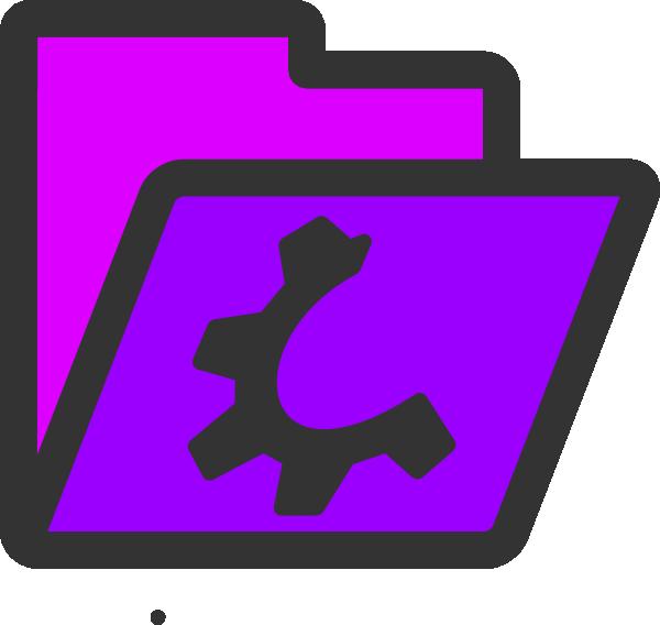free clipart folder icon - photo #10